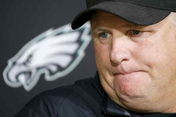 Philadelphia Eagles Look to Purge the Chip Kelly Stain 2016 images
