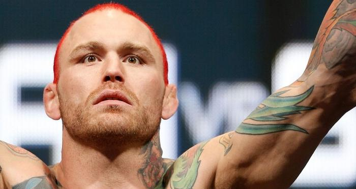 chris leben heart ends mma career 2016 images