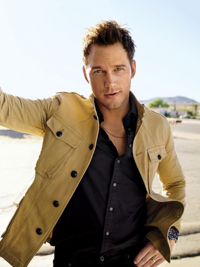 chris pratt contest