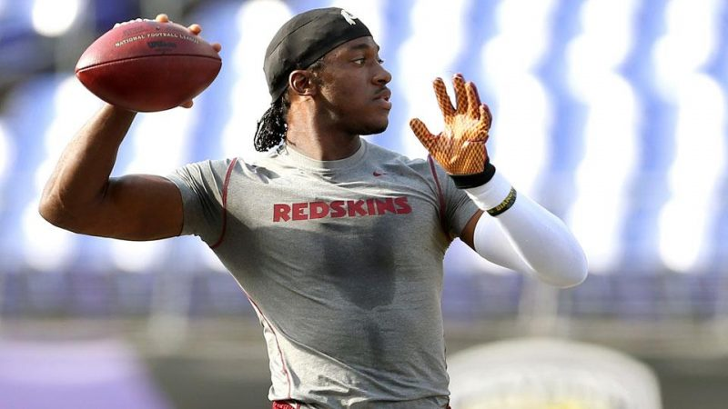 cleveland browns give robert griffin iii last chance to save career 2016 images