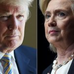 Donald Trump and Hillary Clinton polling like winners of Super Tuesday