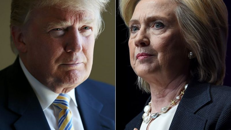 donald trump and hillary clinton polling like winners of super tuesday 2016 images