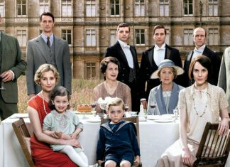 downton abbey ends on an american style happy note 2016 images