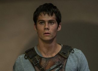 dylan obrien maze runner death cure injury 2016 gossip