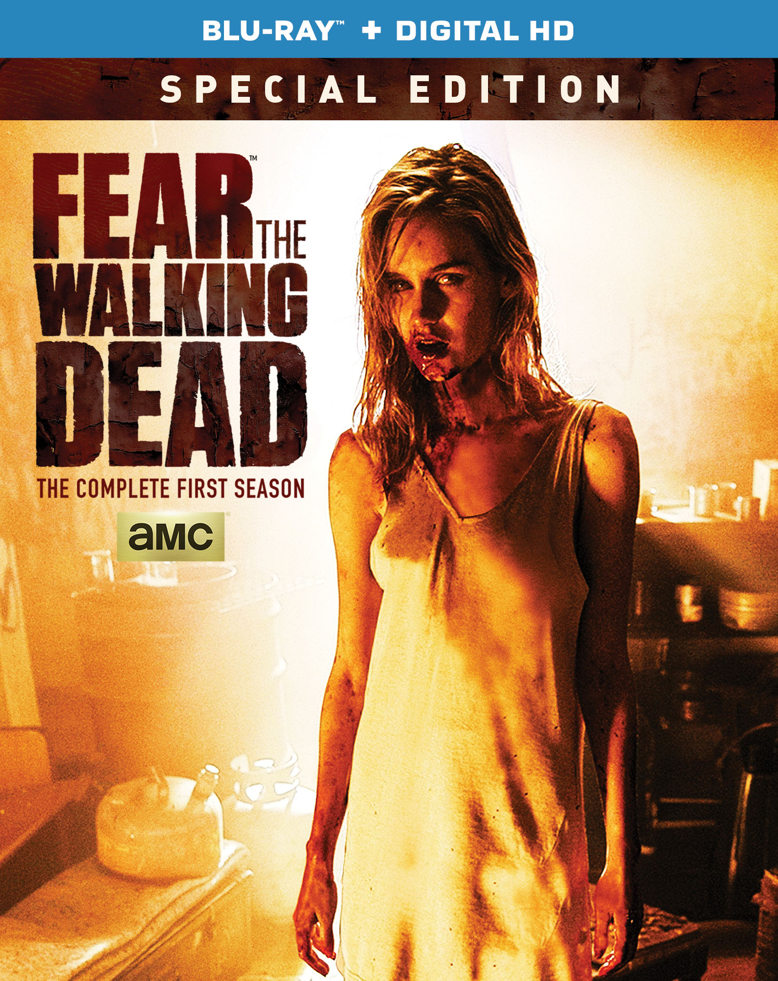 fear the walking dead season 1 sp edition blu ray