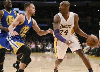golden state warriors shocker as they lose to lakers 2016 images