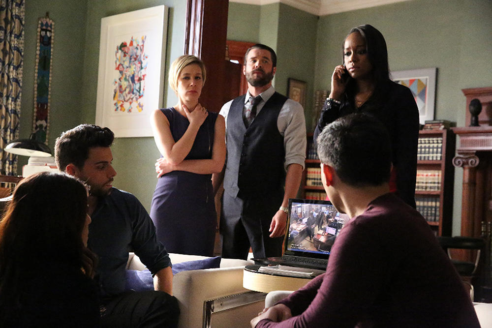 How to Get Away with Murder' Season 2 Bye Frank 2016 images