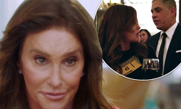 i am caitlyn jenner learns flirting aint easy