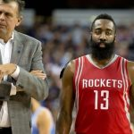 James Harden helped with Kevin McHale firing & trade rumors