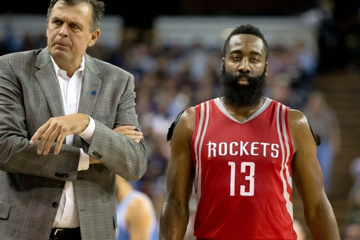 james harden helped with kevin mchale firing 2016 images