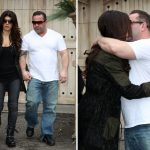 joe giudice kisses wife teresa goodbye before prison