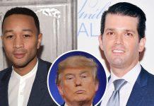 john legend takes racism to donald trump family 2016 gossip