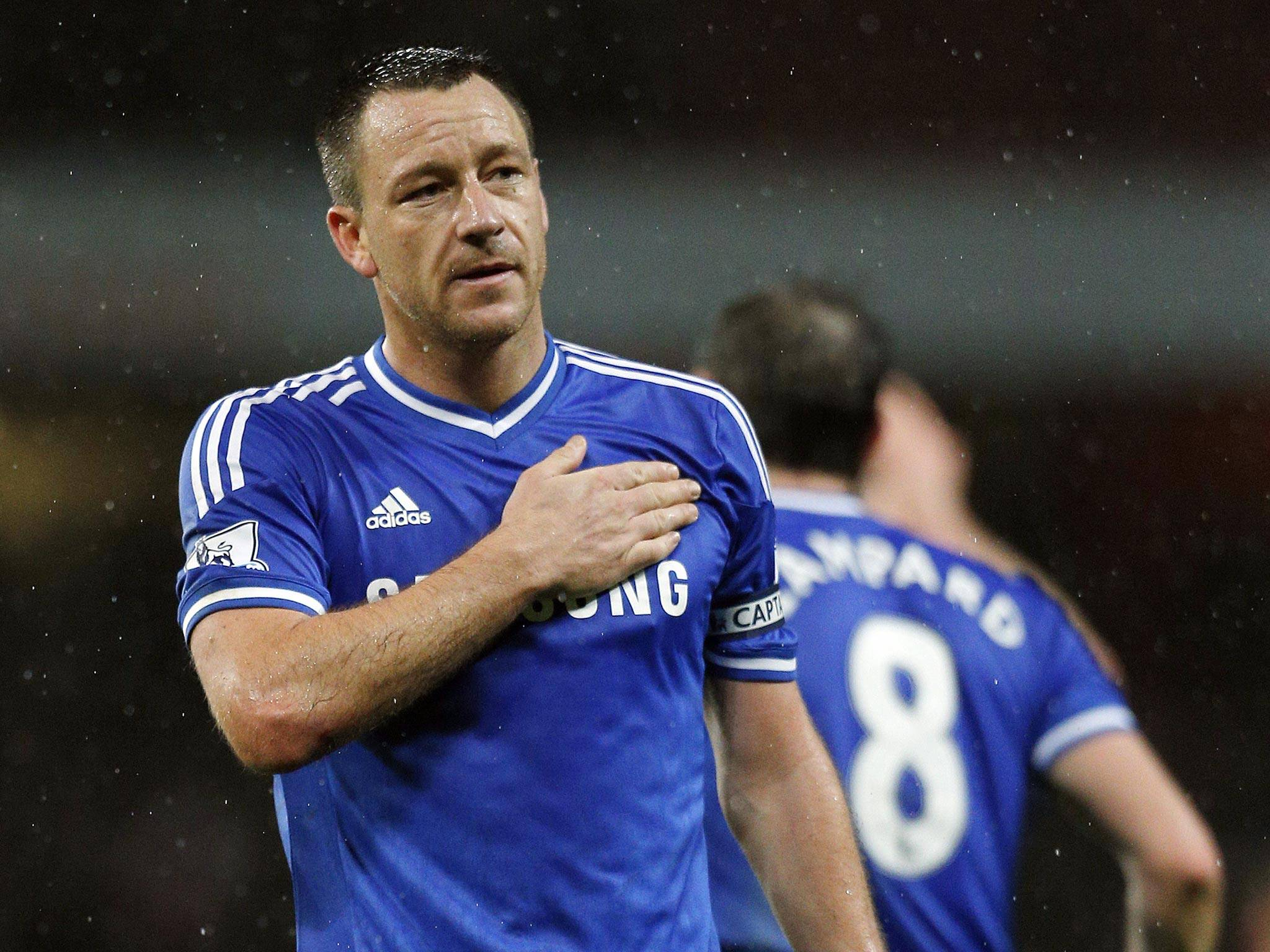 john terry's heart belongs to chelsea 2016 images