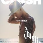 justin bieber goes al fresco for clash mag 2016 gossip