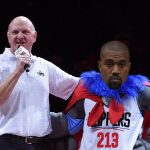 Kanye West invited for Los Angeles Clippers mascot