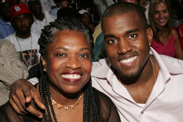 kanye west mother donde