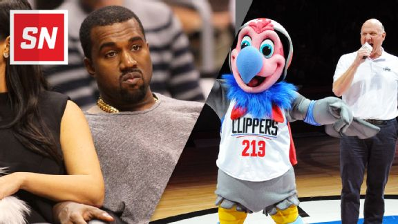 kanye west ready for clippers makeover