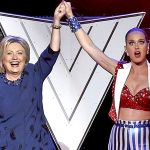 katy perry performs for hillary clinton 2016