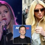 Kelly Clarkson talks Dr Luke blackmail & Eric Andrews wins legal fight but nude video still online