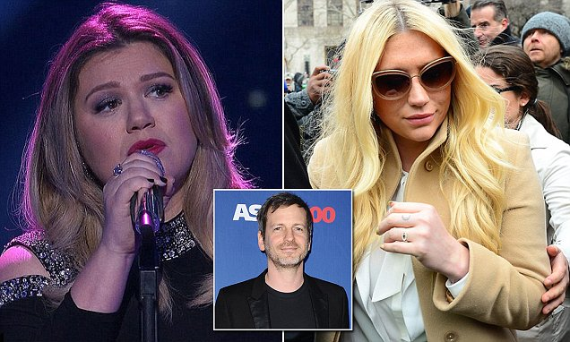 kelly clarkson talks dr luke blackmail 2016 gossip