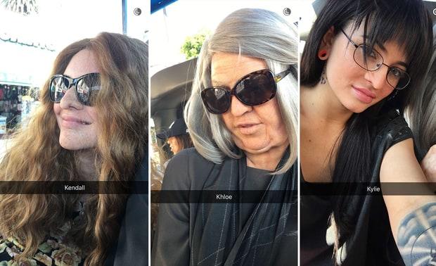 kendall kylie jenner working real people look 2016 gossip