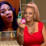 kim fields on kenya moore rhoa