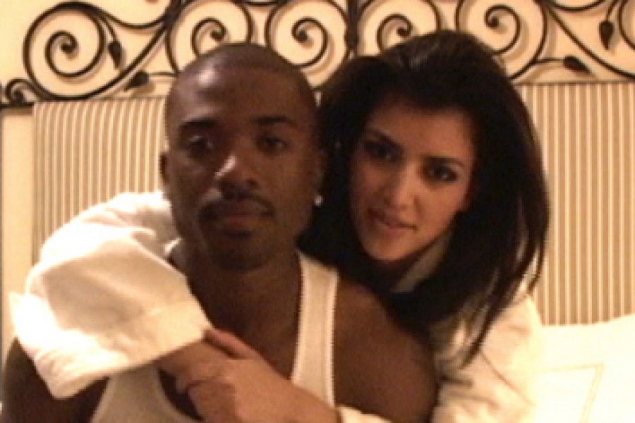Kim Kardashian Ray J Sex Tape spotlight back with Kris Jenner mastermind 2016 images gossip