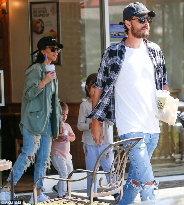 kourtney kardashian really over scott disick maybe 2016 gossip