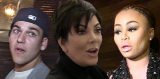 kris jenner keeping mum on blac chyna for rob kardashian 2016 gossip