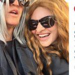 kylie jenner with khloe kardashian instagram look