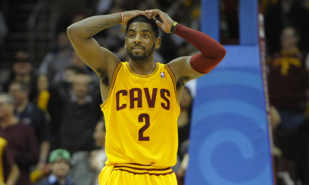 kyrie irvings issues with cleveland cavaliers grow 2016 images