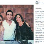 lauren bushnell instagram with ben higgins mom 2016 gossip