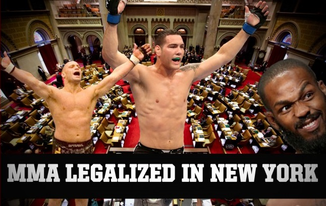 mma legal in new york 2016 images