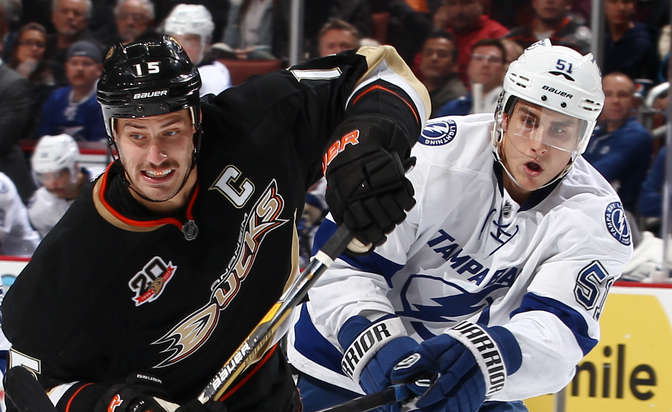 nhl recap anaheim ducks and tampa bay lightning seizing control 2016 images