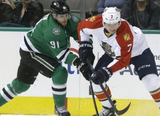 nhl recap florida panthers dallas stars in tight races 2016 images