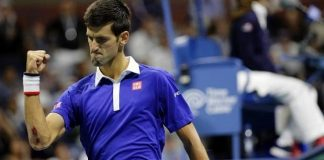 novak djokovic killing quarterfinals at 2016 indian wells tennis