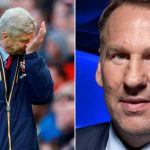 paul merson ready to sack wenger if arsenal lose 2016 images