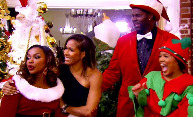real housewives of atlanta finale 817 phaedra christmas