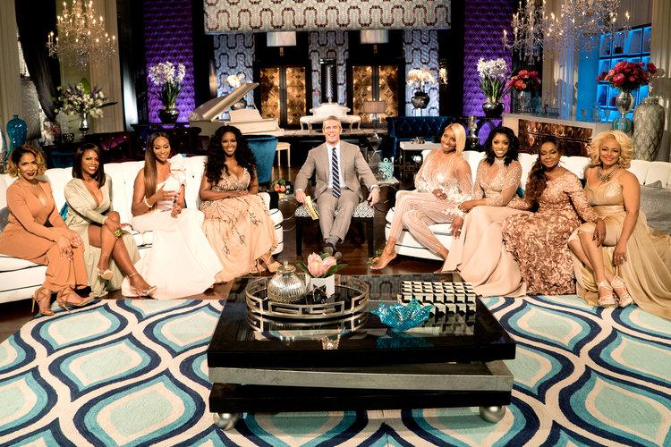 real housewives of atlanta reunion part one kenya moore porsha 2016 images