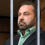 'Real Housewives of New Jersey' Joe Giudice first day in RHOA Apollo Nida's prison