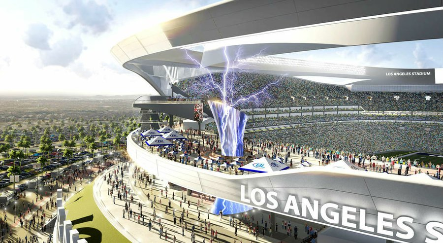 San Diego Chargers Offer Up 650 Million For Anti La