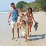 scott disick with penelope kourtney