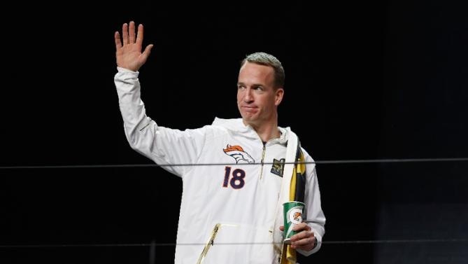 peyton manning finally makes nfl retirement official 2016 images