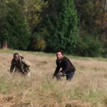 the walking dead 515 east rick morgan stalking 2016