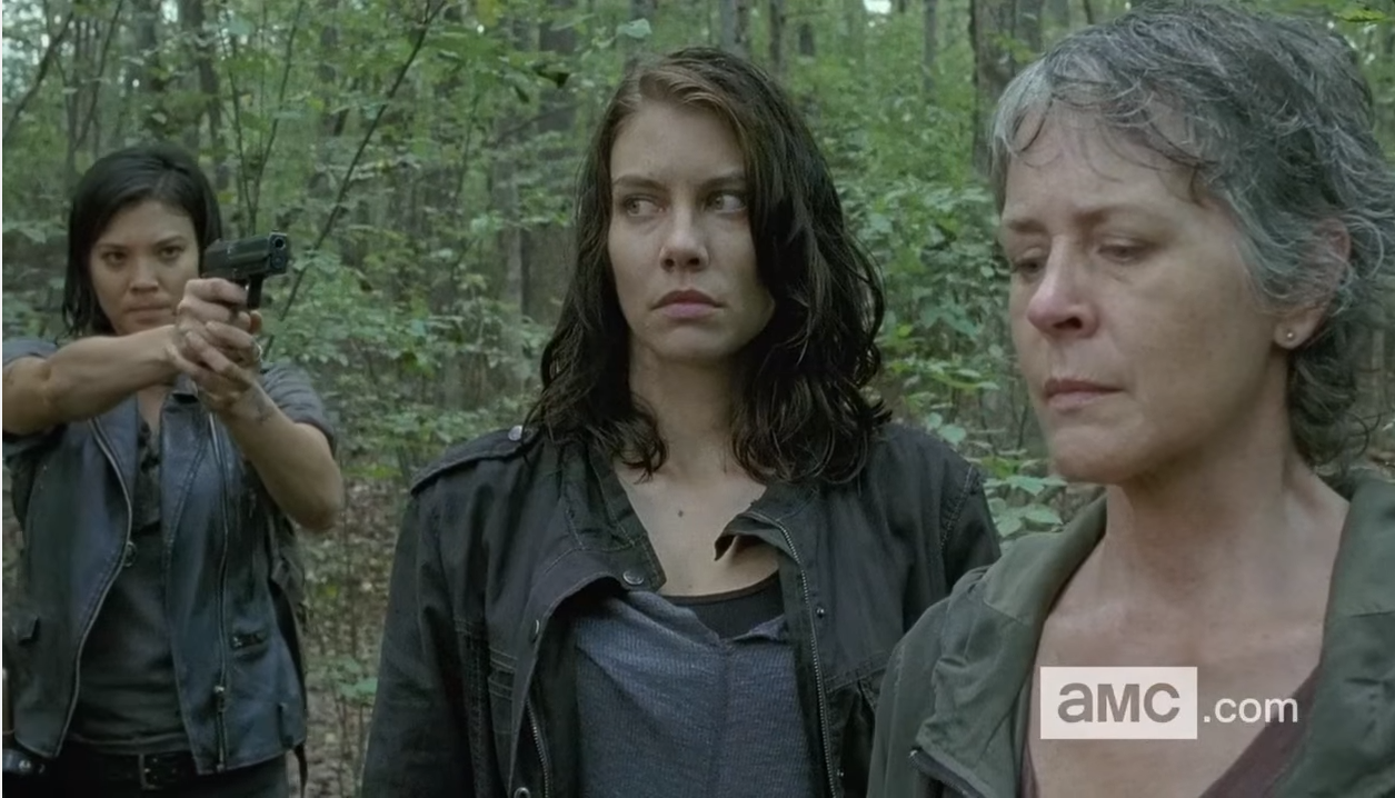 the walking dead 612 will carol survive the season 2016 images