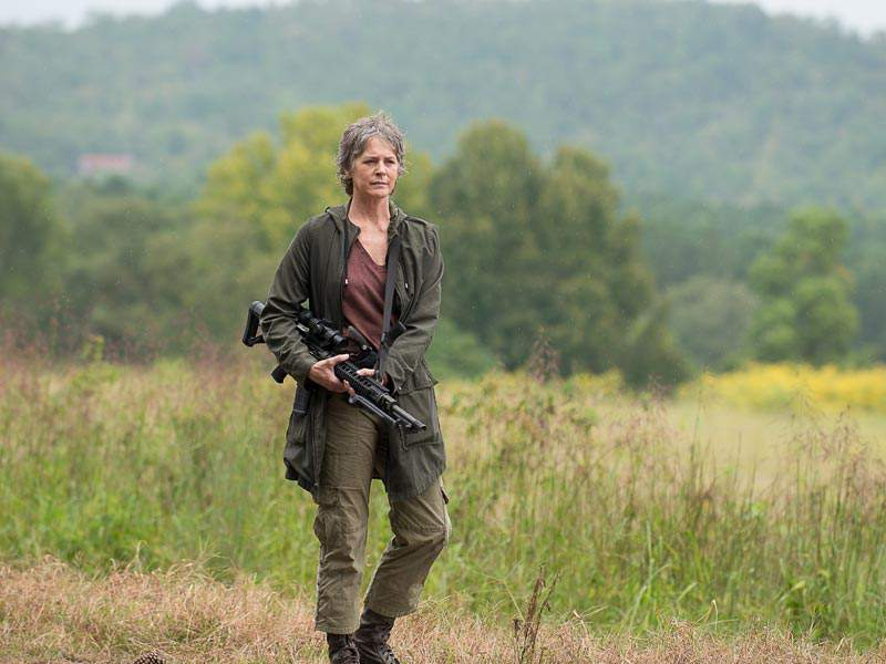 'The Walking Dead' 612 Will Carol or Daryl Survive the season finale 2016 images