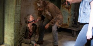 the walking dead 613 carol bound gagged 2016