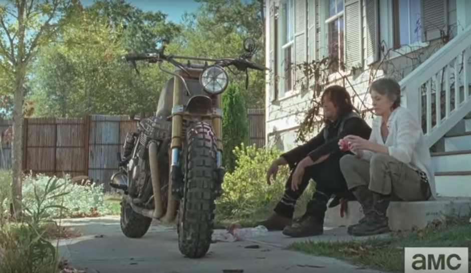the walking dead 614 twice as far rip dr denise 2016 images