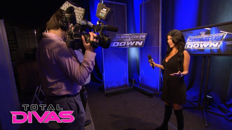 total divas 507 hart of the matter rosa mendes wwe 2016