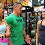 'Total Divas' 508 John Cena's Peace of Cake